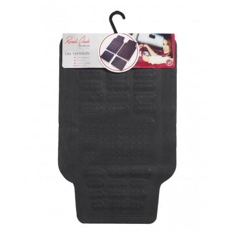 tapis auto voiture noir deco protection pvc. Black Bedroom Furniture Sets. Home Design Ideas
