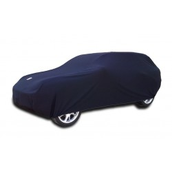 Bâche auto de protection sur mesure intérieure pour Mazda 2 (2007 - 2011 ) QDH6439