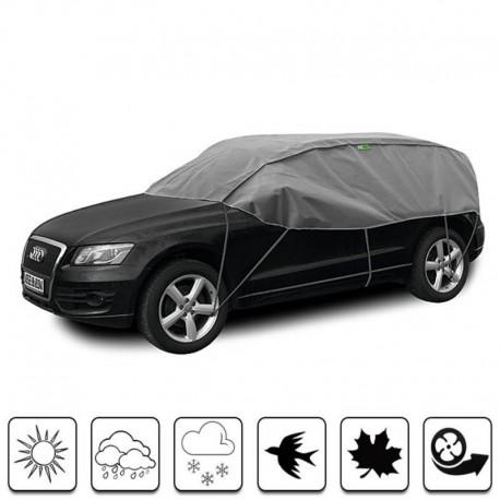 Demi Housse carrosserie extérieur pour SUV taille XXL 300 à 330 cm