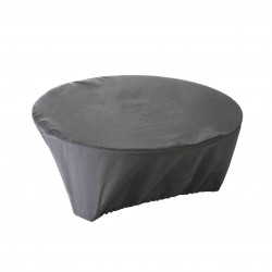 Housse de protection pour brasero D 80 x h 30 cm