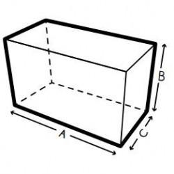 Housse de jardin sur mesure table de jardin rectangulaire