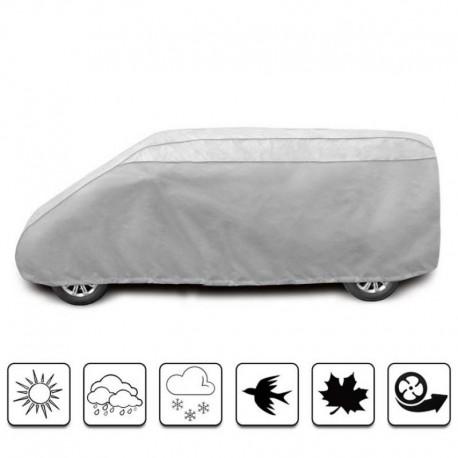 Housse carrosserie extérieur pour utilitaire L taille L 520-530 cm