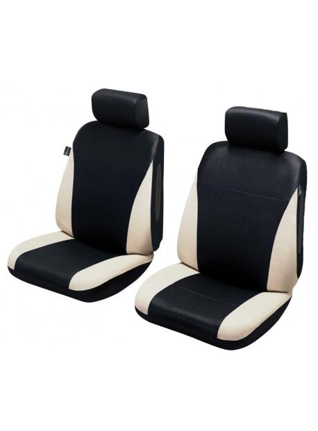 Housse siège auto universelle pour sièges avant Maille Jacquard