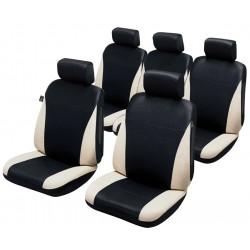 Housse siège auto universelle pour Monospace 5 places