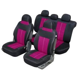 Housse siège auto universelle pour citadine Beige et noir
