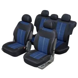 Housse siège auto universelle pour 4x4 et SUV Bleu et noir