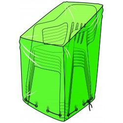 Housse pour chaises empilables - 70 x 70 x 120/80 cm