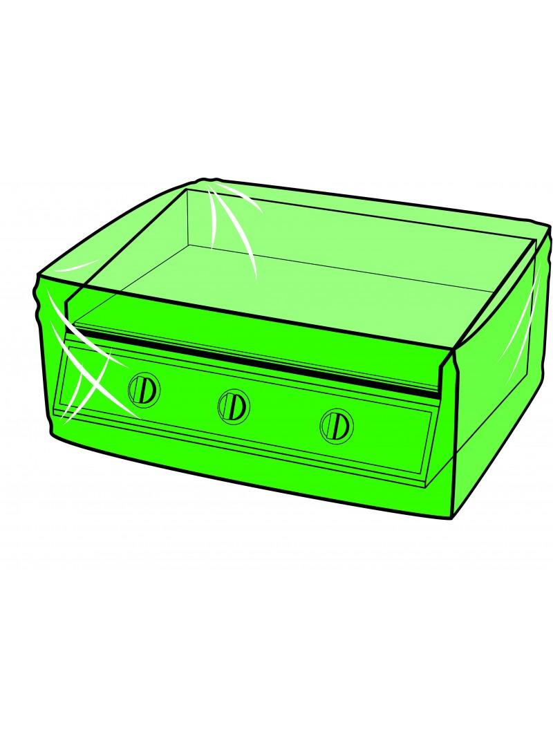 housse pour plancha 1er prix 75x60x25. Black Bedroom Furniture Sets. Home Design Ideas