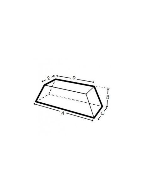 Housse de jardin sur-mesure - Forme 4 - My Housse