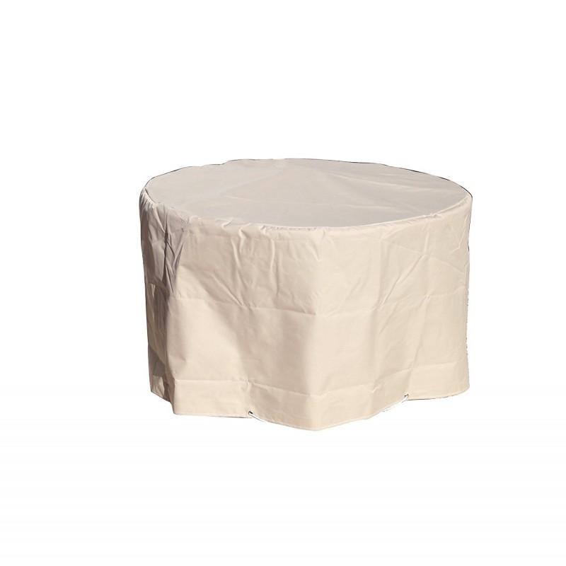 Housse de protection Table de Jardin ronde D120 x h70 cm My Housse