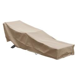Housse De Protection pour chaise longue L 205 x l 70 x h 60