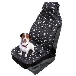 Housse de protection pour siège avant auto express universelle pour chien haute qualité polyester