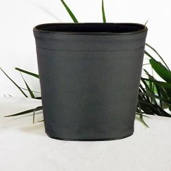 Pot de fleurs en textile - 100 % étanche, 3 tailles - Anthracite