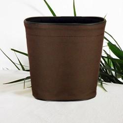 Pot de fleurs en textile - 100 % étanche, 3 tailles - Marron