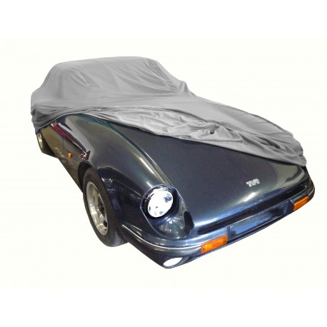 Housse carrosserie intérieur TL Premium coloris Gris