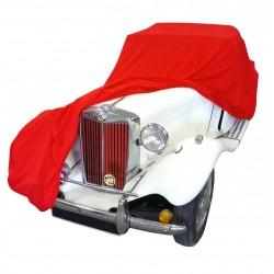 Housse carrosserie intérieur TL Premium coloris Rouge