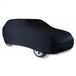 Bâche auto de protection semi sur mesure intérieure pour Opel Combo Tour (2002 - 2012 ) QDH3040