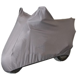 Housse indoor moto taille S gris