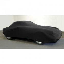 Bâche auto de protection semi sur mesure intérieure pour Peugeot 206 CC (2000 - 2009 ) QDH3105