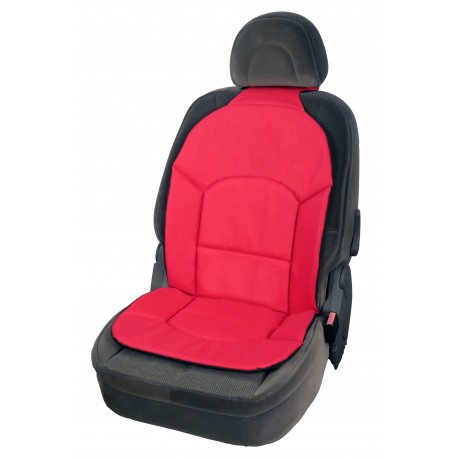 Couvre-siège auto universel REVERSIBLE Rouge et Noir