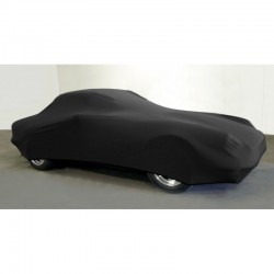 Bâche auto de protection semi sur mesure intérieure pour Renault Wind (2010 - 2013 ) QDH3281