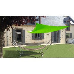 Voile d'ombrage Vert anis