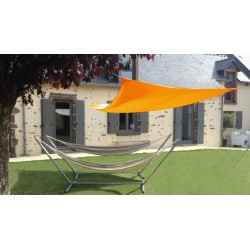 Voile d'ombrage Orange