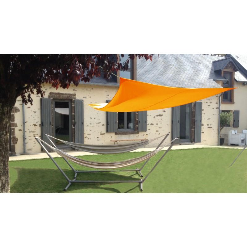 voile d 39 ombrage orange. Black Bedroom Furniture Sets. Home Design Ideas