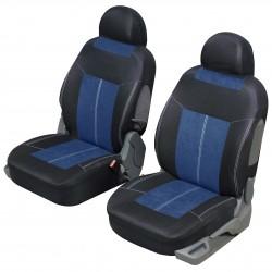 Housse de siège avant VSP Bleu et noir universelle