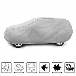Housse carrosserie extérieur pour SUV / Off road taille XL 450 - 510 cm