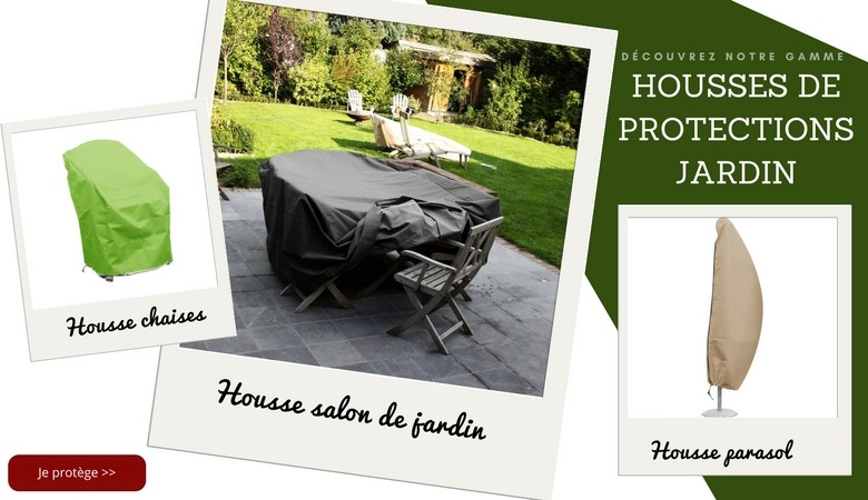 Collection housses de protections de jardin